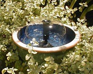 Armchair World S Jade Bell Tm Outdoor Water Feature